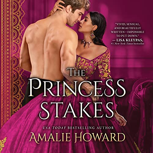 The Princess Stakes cover art