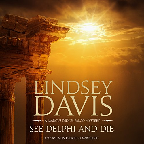See Delphi and Die audiobook cover art