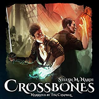 Crossbones cover art