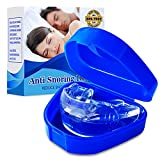 Stop Snoring Solution Snore Guard Stopper, Anti Snoring Devices Prevent Bruxism for Men/Women Comfortable Sleep Well