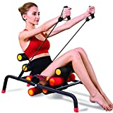 MBB EZ Squatting, Home Gym Equipment, 10 in 1 Exercise Machine,Ab Machine,Burn Fat All Over Your...