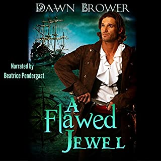 A Flawed Jewel audiobook cover art