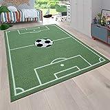 alfombra futbol dormitorio niño