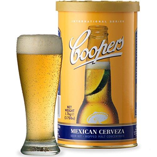 MALTO COOPERS MEXICAN CERVEZA KG. 1,7 - KIT FERMENTAZIONE BIRRA