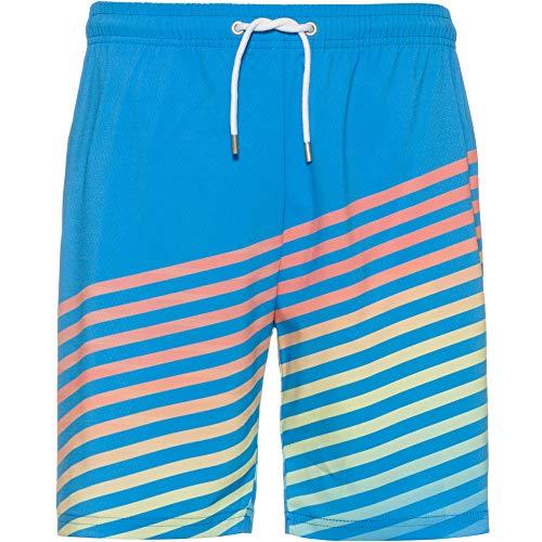 Maui Wowie Herren Badeshorts blau XL