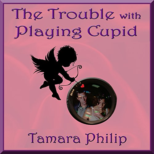 The Trouble with Playing Cupid audiobook cover art