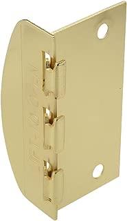 National Hardware N183-608 V808 Flip Lock in Brass
