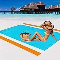 Wiwigo Lightweight Waterproof Sand Free Beach Blanket