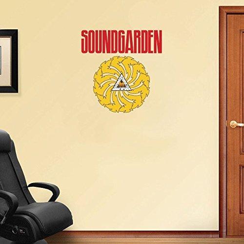 So&garden Badmotorfinger Logo Music Home Decor Art Wall Vinyl Sticker 55 x 55 cm