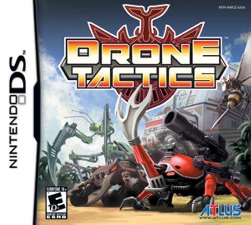 Drone Tactics - Nintendo DS