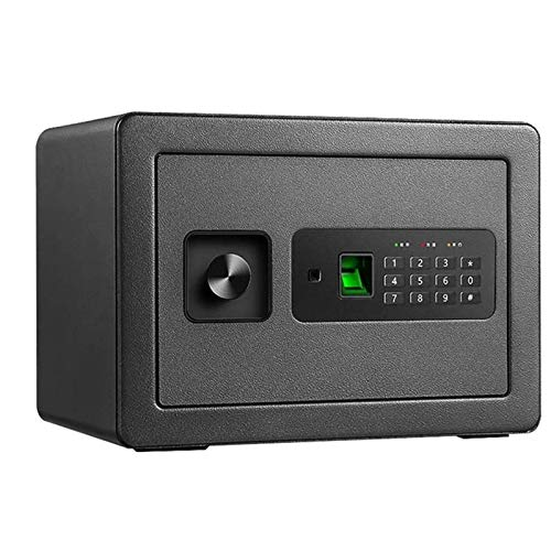 SMLZV Cajas fuertes, Electronic Deluxe Digital Security Safe Box Keypad Lock Home Office Hotel Business Business Jewelry