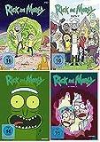 Rick & Morty Staffel 1-4