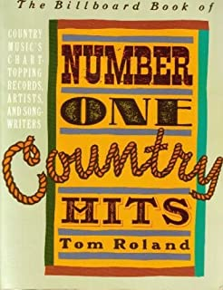 The Billboard Book of Number One Country Hits Paperback – April 1, 1991