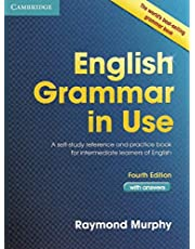 English Grammar in Use: Book with Answers
