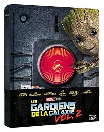 Les Gardiens de la Galaxie Vol.2 - Steelbook Edition Limitée [3D + 2D]