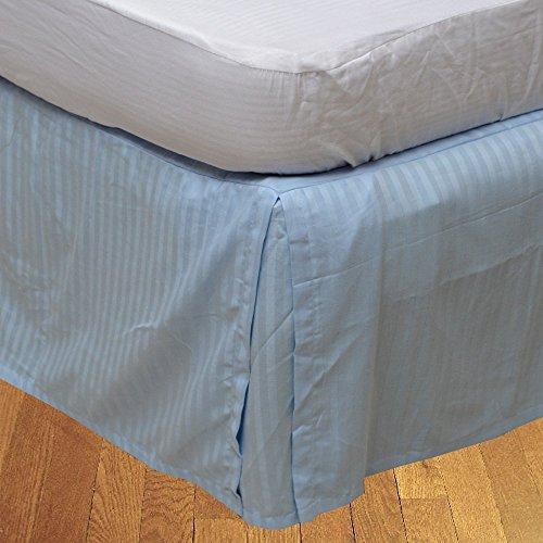 Dreamz Cama Super Suave algodón Egipcio de 300Hilos Elegante Acabado 1pieza Caja...