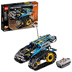 in budget affordable Lego Technic Remote Control Stuntman 42095 Construction Kit (324 pieces)