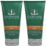 CLUBMAN PINAUD Head Shave Gel (2 Pack) BB-28000