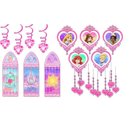 Hallmark Disney Princess Royal Event Decorating Kit