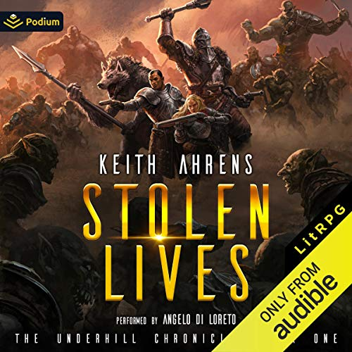 Stolen Lives cover art