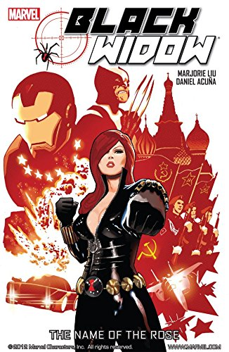 Black Widow: The Name of the Rose (Black Widow (2010)) (English Edition)
