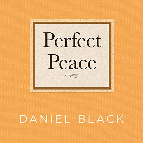 Perfect Peace audiobook cover art