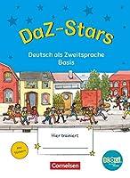 DaZ-Stars - BOOKii-Ausgabe - Basis. Uebungsheft mit Loesungen: Uebungsheft. Mit Loesungen