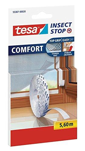 Fliegengitter Klettband Ersatzrolle Spar Pack (Größe+Stil/Packungsinhalt+Größe/Produktmenge) (4)