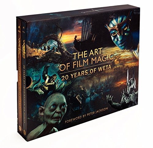 The Art of Film Magic: 20 Years of Weta