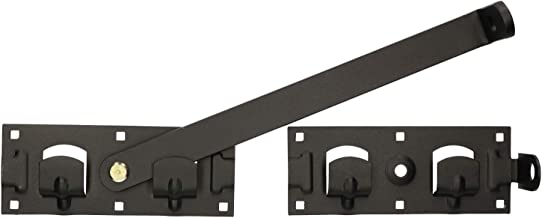 KOTARBAU 05907465904049 dubbelpoortovertrek, zwart, 430 mm