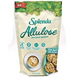 SPLENDA ALLULOSE Plant Based Zero Calorie Sweetener for Baking & Beverages, Unflavored, 48 Ounce