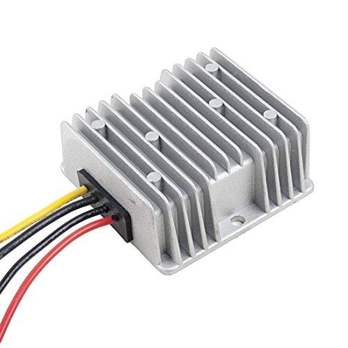 TOOGOO Convertidores de voltaje del modulo de potencia CC 36V a 12V 10A 120W, Reguladores