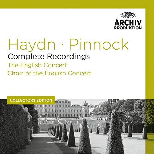The English Concert, Trevor Pinnock & The English Concert Choir