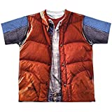 Youth: Back to the Future - Mcfly Vest Kids T-Shirt Size YS