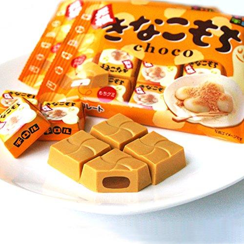 チロルチョコきなこもち<袋>7個×10袋