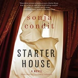 Starter House audiobook cover art