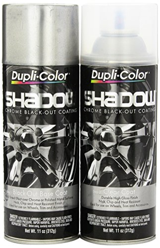 Dupli-Color Shadow Chrome Black-Out Coating Kit (SHD1000)