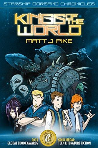 Kings of the World (Starship Dorsano Chronicles Book 1) (English Edition)