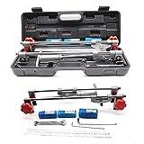 WUPYI Lock Mortiser, Mortice Door Lock Mortiser Kit For Jig DBB-JIG1&18/22/25mm...