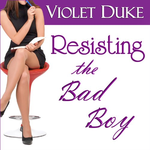 Resisting the Bad Boy audiobook cover art