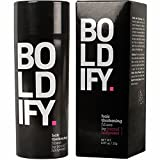 BOLDIFY Hair Fibers for Thinning Hair - 100% Undetectable Natural Formula - Completely Conceals Hair...