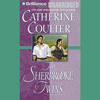 The Sherbrooke Twins audiobook cover art