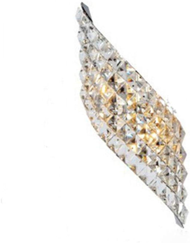 Hanamaki Moderna lámpara de Parojo de Cristal contemporánea característica electrochapada para Cristal, luz Ambiental luz de Parojo de Montaje Empotrado