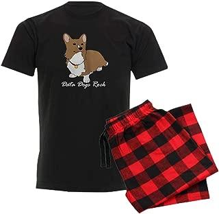 CafePress Cowboy_Bebop_Data_Dog_Dark Pajama Set