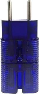 カシムラ 海外用変換プラグ サスケ ミニ ブルー ケース付 電源プラグ A/C/O/SE/BF / O2 / CB:ブラジル WP-110M