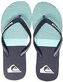 Quiksilver Molokai Tijuana, Zapatos de Playa y Piscina para Hombre, Azul (Blue/Blue/Green Xbbg), 44 EU
