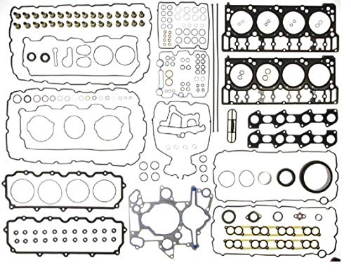 MAHLE Original 18MM FULL Gasket Set - Fits Ford 6.0 6.0L Powerstroke 2003-2010 - DK Engine Parts (18MM)