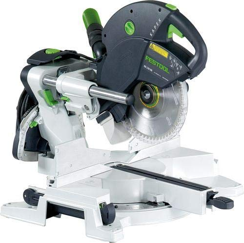 Festool KS 120 EB GB Sliding Compound Mitre Saw with Laser, 240 V
