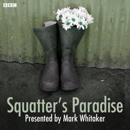 Squatters' Paradise audiobook cover art