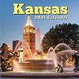 Kansas 2021 Calendar: Souvenir Gifts